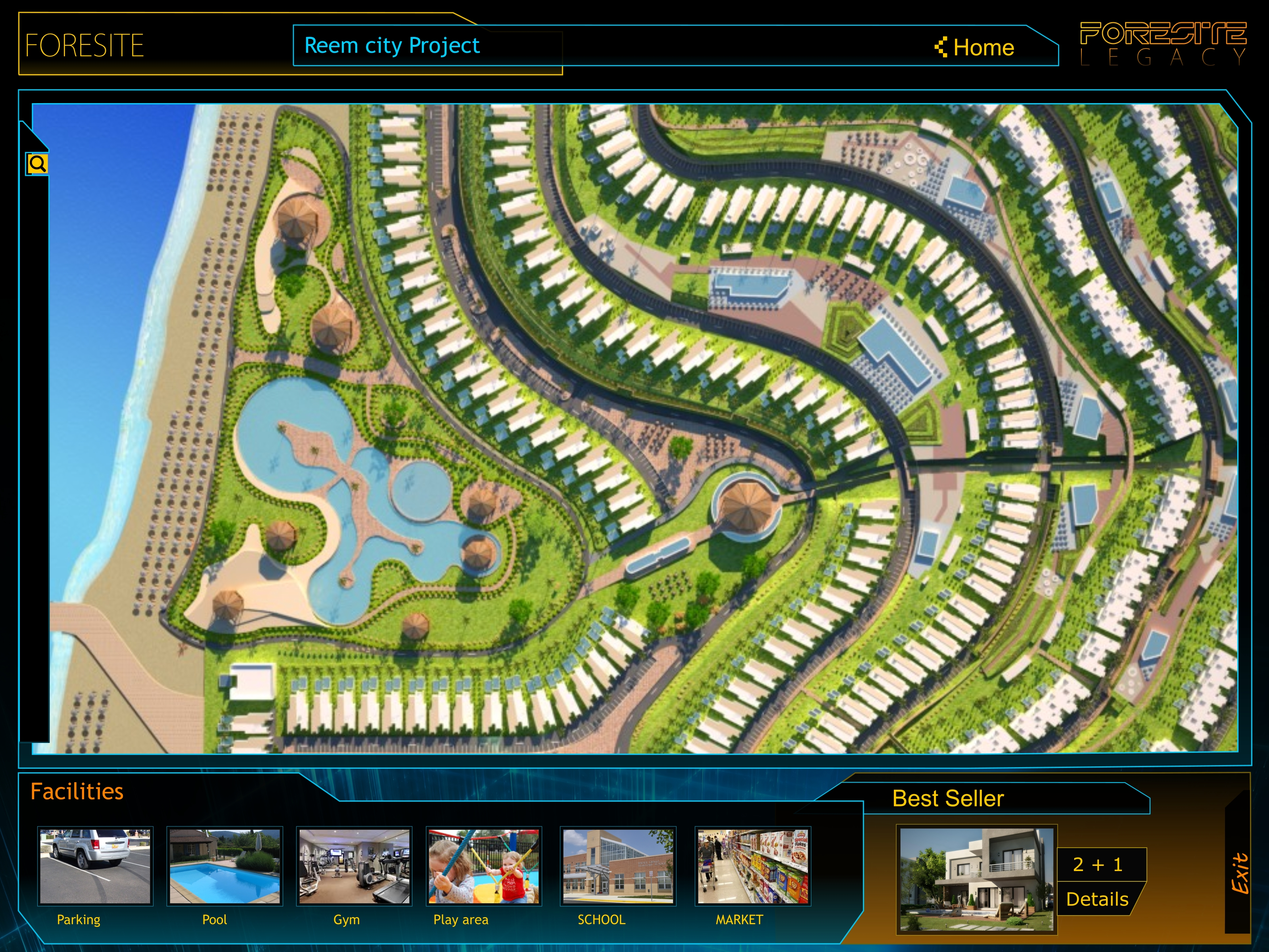 FORESITE LEGACY-screenshot-1