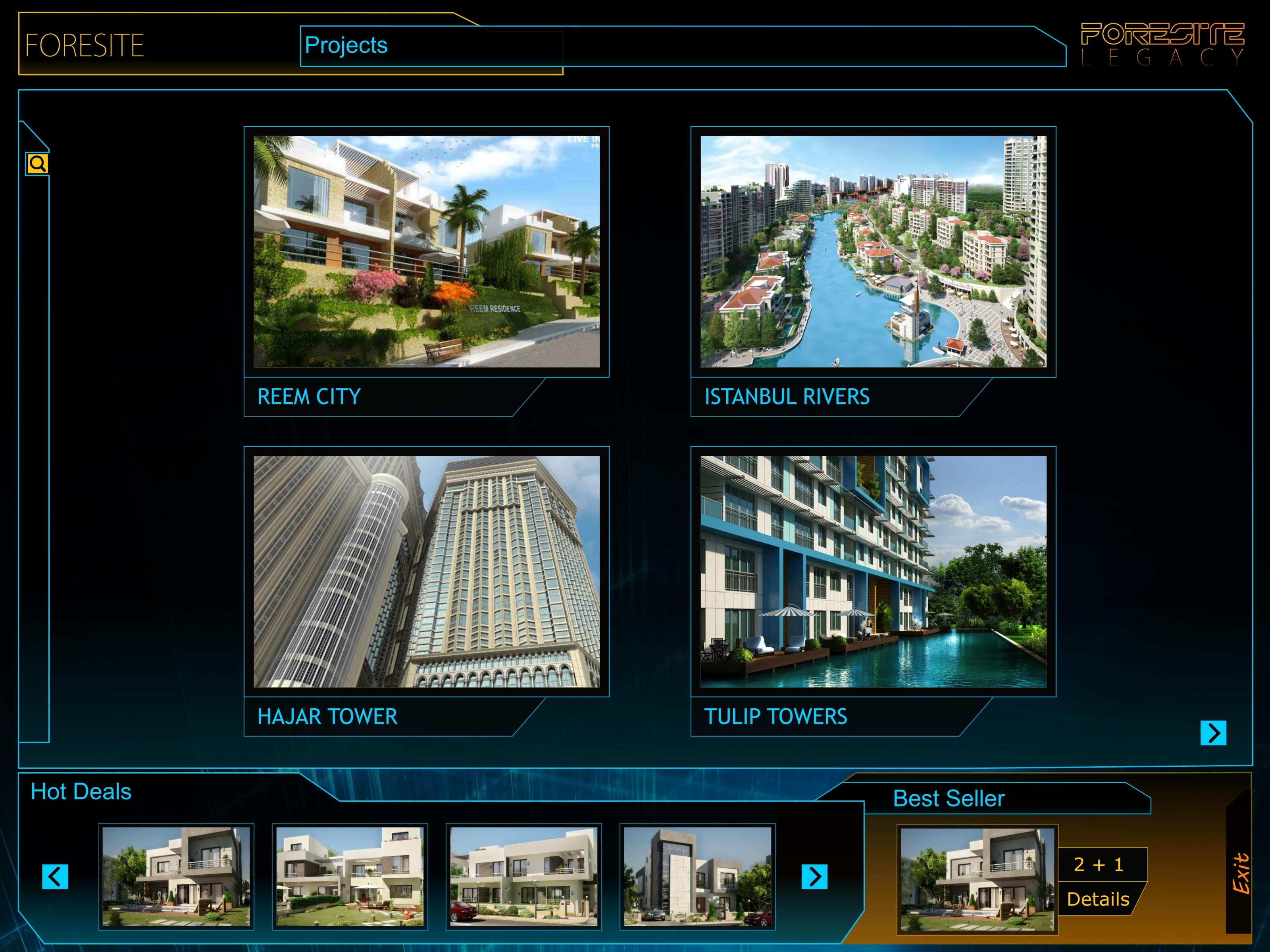 FORESITE LEGACY-screenshot-3