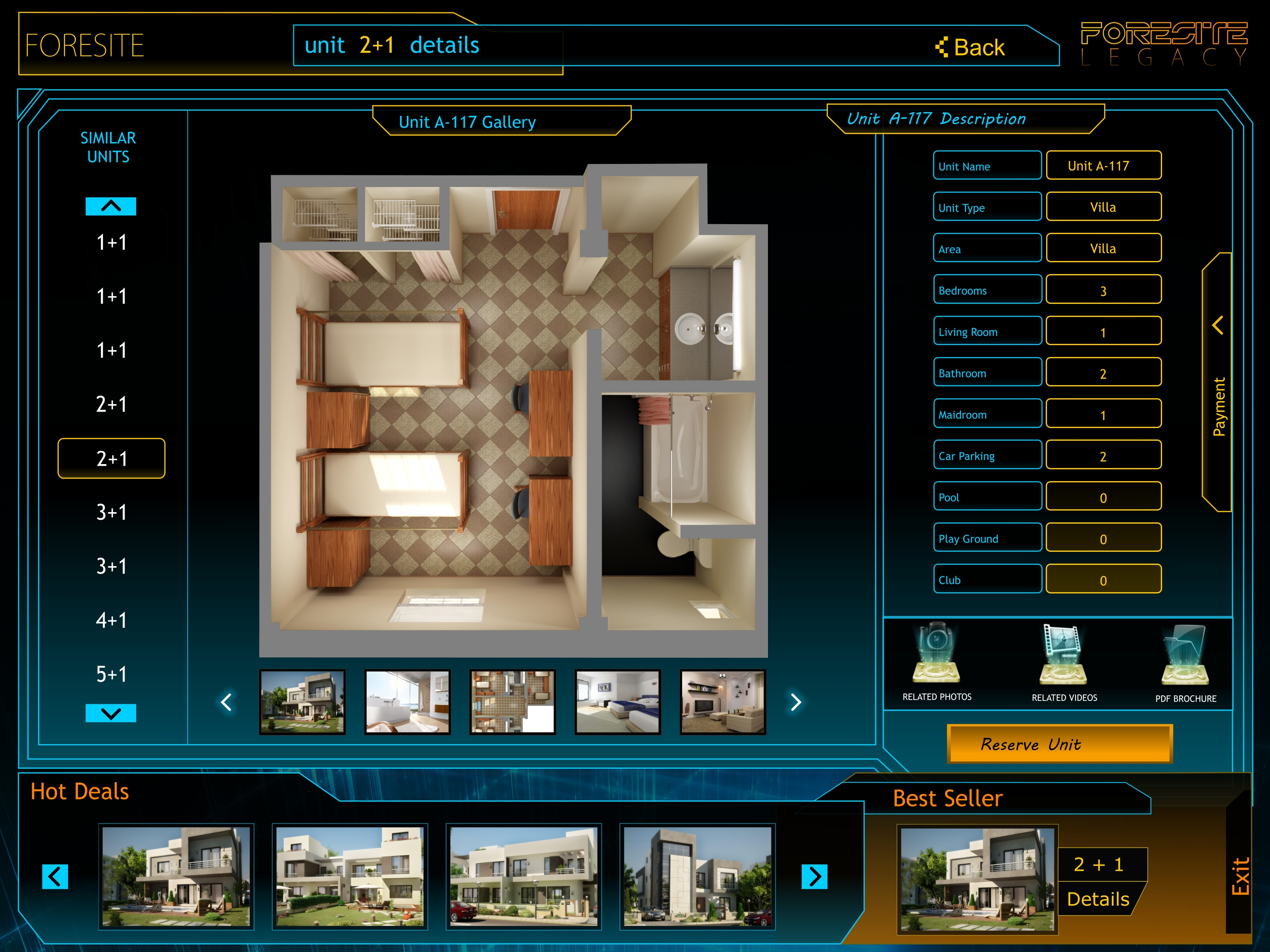 FORESITE LEGACY-screenshot-5